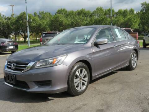 2015 Honda Accord for sale at Low Cost Cars North in Whitehall OH