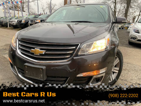 2016 Chevrolet Traverse for sale at Best Cars R Us in Plainfield NJ
