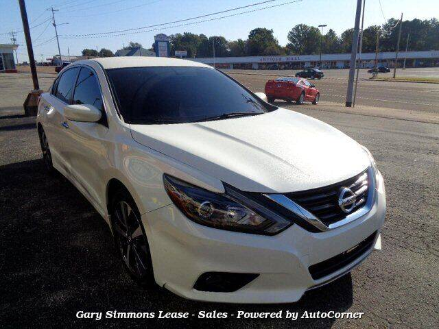 2016 Nissan Altima for sale at Gary Simmons Lease - Sales in Mckenzie TN