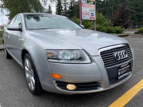 2006 Audi A6 for sale at CAR MASTER PROS AUTO SALES in Lynnwood WA