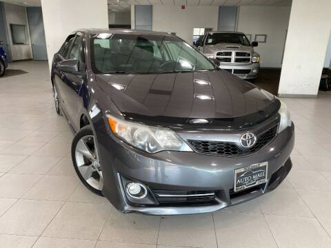2014 Toyota Camry for sale at Auto Mall of Springfield in Springfield IL