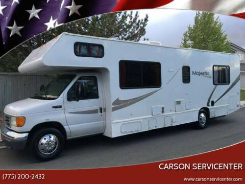 2005 Ford E-Series Chassis for sale at Carson Servicenter in Carson City NV