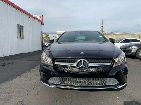 2017 Mercedes-Benz CLA for sale at Auto Center Of Las Vegas in Las Vegas NV
