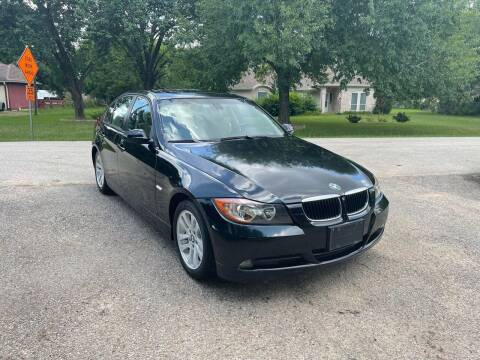 2007 BMW 3 Series for sale at CARWIN MOTORS in Katy TX