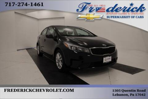 2017 Kia Forte for sale at Lancaster Pre-Owned in Lancaster PA