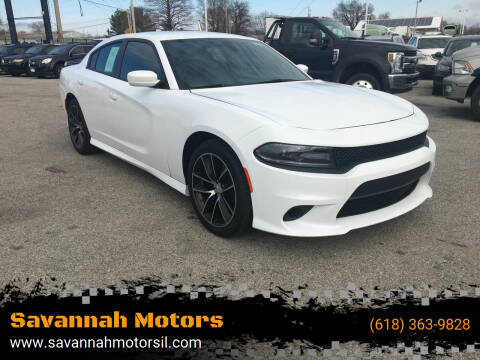 2019 Dodge Charger for sale at Savannah Motors in Cahokia IL