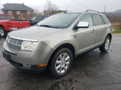 2008 Lincoln MKX for sale at Salem Auto Sales in Salem VA