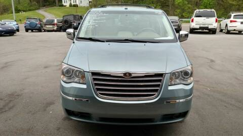 2008 Chrysler Town and Country for sale at DISCOUNT AUTO SALES in Johnson City TN