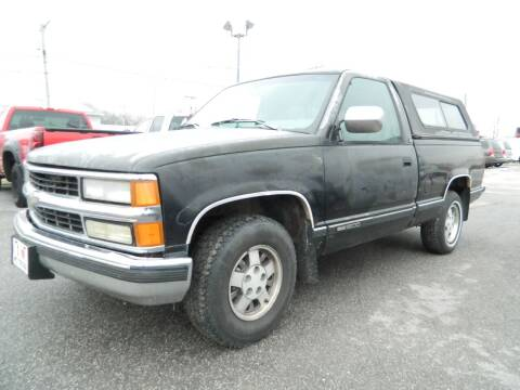 1993 GMC Sierra 1500 for sale at Auto House Of Fort Wayne in Fort Wayne IN
