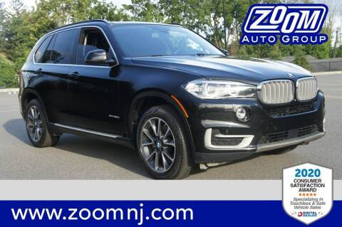 2015 BMW X5 for sale at Zoom Auto Group in Parsippany NJ