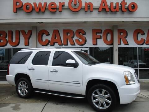 2011 GMC Yukon for sale at Power On Auto LLC in Monroe NC