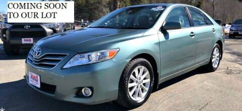 2010 Toyota Camry for sale at FASTRAX AUTO GROUP in Lawrenceburg KY