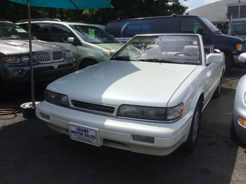 1992 Infiniti M30 for sale at Drive Deleon in Yonkers NY