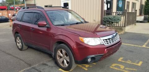 2011 Subaru Forester for sale at Central Jersey Auto Trading in Jackson NJ