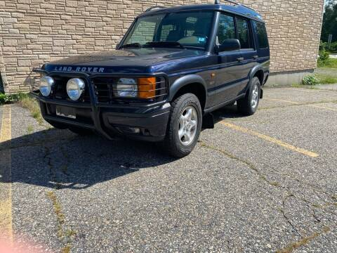 2001 Land Rover Discovery Series II for sale at Cars R Us Of Kingston in Kingston NH