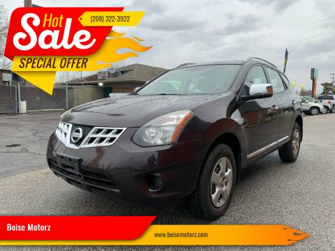 2014 Nissan Rogue Select for sale at Boise Motorz in Boise ID