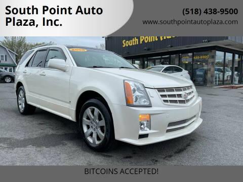 2008 Cadillac SRX for sale at South Point Auto Plaza, Inc. in Albany NY