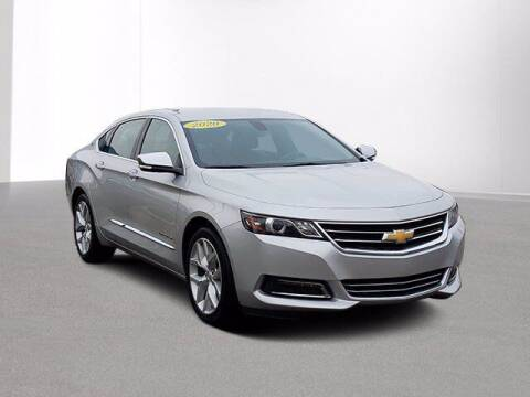 2020 Chevrolet Impala for sale at Jimmys Car Deals in Livonia MI