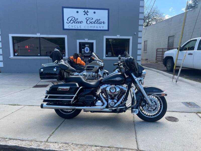 2013 Harley-Davidson Electra Glide Classic for sale at Blue Collar Cycle Company in Salisbury NC