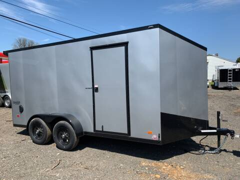 2020 Bravo Scout 7x14 Midnight for sale at Smart Choice 61 Trailers in Shoemakersville PA