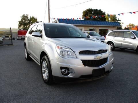2013 Chevrolet Equinox for sale at Supermax Autos in Strasburg VA