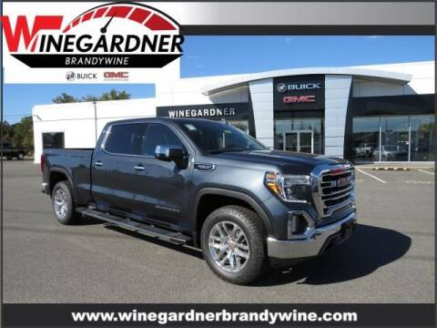 2021 GMC Sierra 1500 for sale at Winegardner Auto Sales in Prince Frederick MD