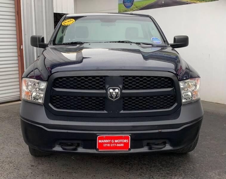 2017 RAM Ram Pickup 1500 for sale at Manny G Motors in San Antonio TX