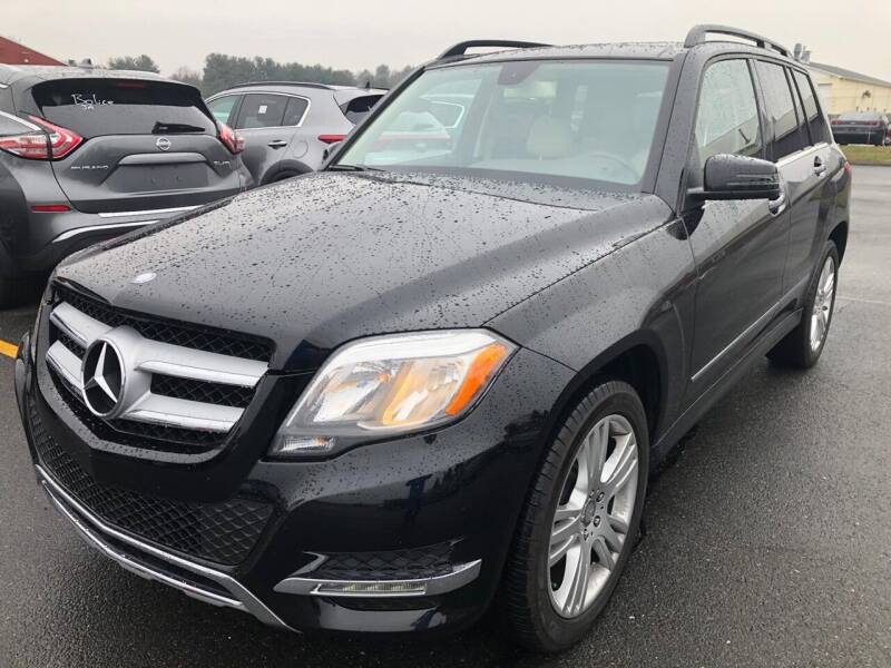 2015 Mercedes-Benz GLK for sale at USA Auto Sales in Kensington CT