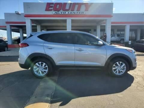2020 Hyundai Tucson for sale at EQUITY AUTO CENTER in Phoenix AZ