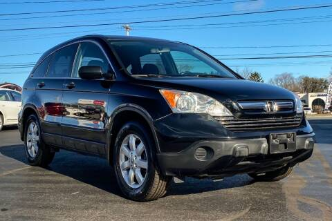 2009 Honda CR-V for sale at Knighton's Auto Services INC in Albany NY
