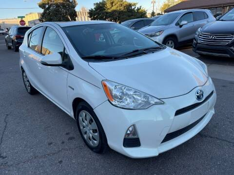 2012 Toyota Prius c for sale at STATEWIDE AUTOMOTIVE LLC in Englewood CO
