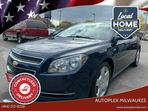 2008 Chevrolet Malibu for sale at Autoplex Milwaukee in Milwaukee WI