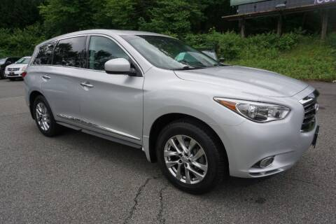 2013 Infiniti JX35 for sale at Bloom Auto in Ledgewood NJ