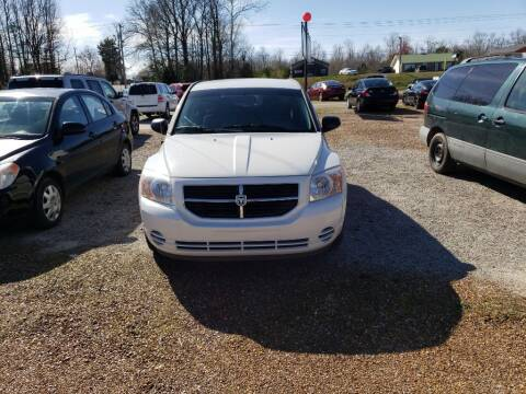 2007 Dodge Caliber for sale at Scarletts Cars in Camden TN