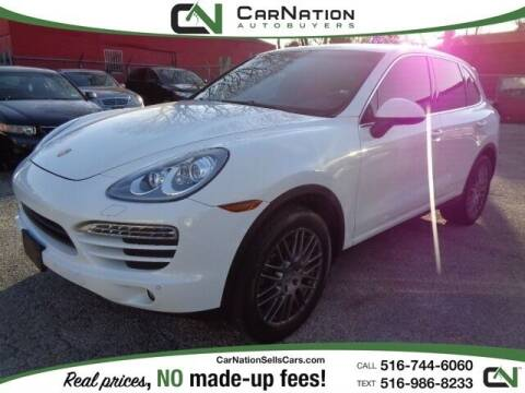 2014 Porsche Cayenne for sale at CarNation AUTOBUYERS Inc. in Rockville Centre NY