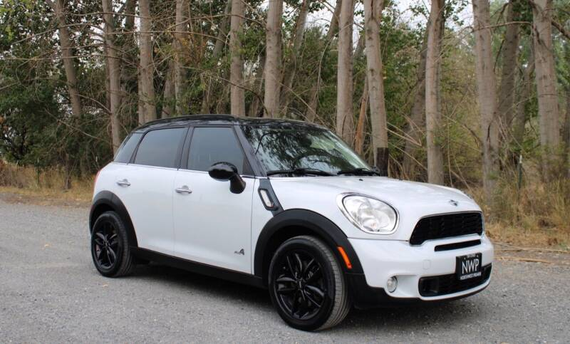 2014 MINI Countryman for sale at Northwest Premier Auto Sales in West Richland WA