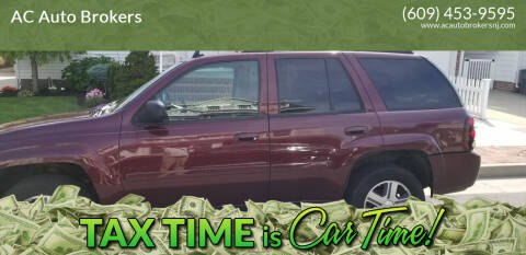 2007 Chevrolet TrailBlazer for sale at AC Auto Brokers in Atlantic City NJ