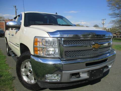 2013 Chevrolet Silverado 1500 for sale at A+ Motors LLC in Leesburg VA