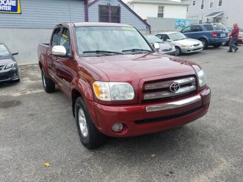 2005 Toyota Tundra for sale at Fortier's Auto Sales & Svc in Fall River MA