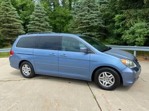 2010 Honda Odyssey for sale at Encore Auto in Niles MI