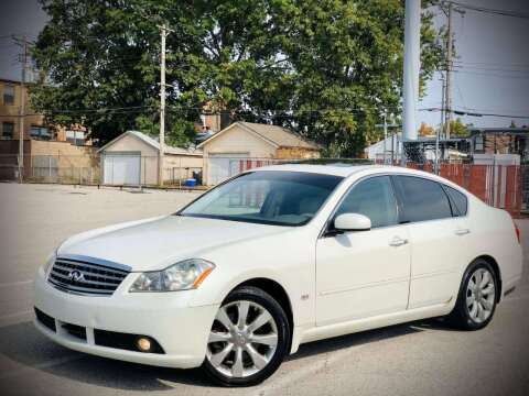 2007 Infiniti M35 for sale at ARCH AUTO SALES in St. Louis MO