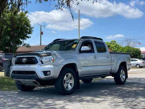 2013 Toyota Tacoma for sale at Auto Direct of South Broward in Miramar FL