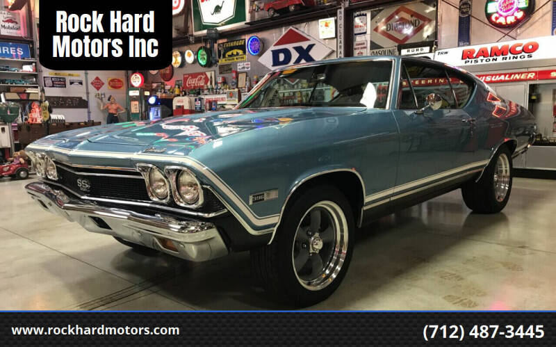 1968 Chevrolet Chevelle for sale at Rock Hard Motors Inc in Treynor IA