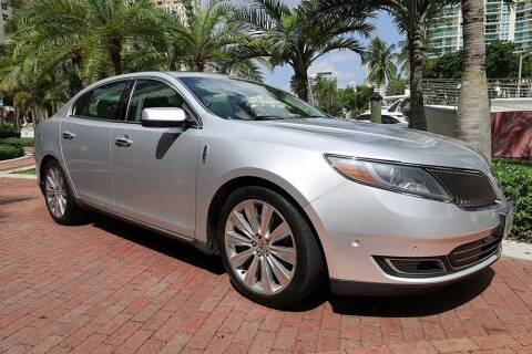 2014 Lincoln MKS for sale at Choice Auto in Fort Lauderdale FL