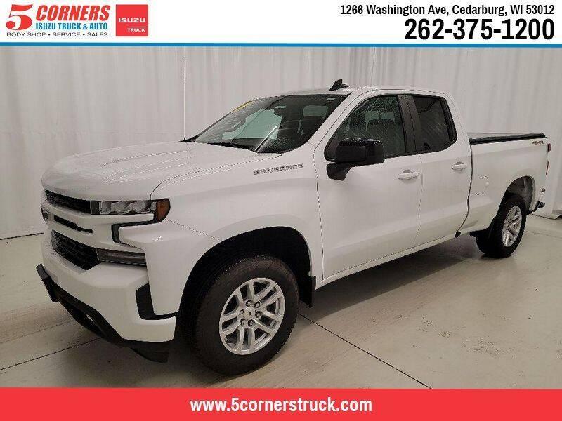 2020 Chevrolet Silverado 1500 for sale at 5 Corners Isuzu Truck & Auto in Cedarburg WI