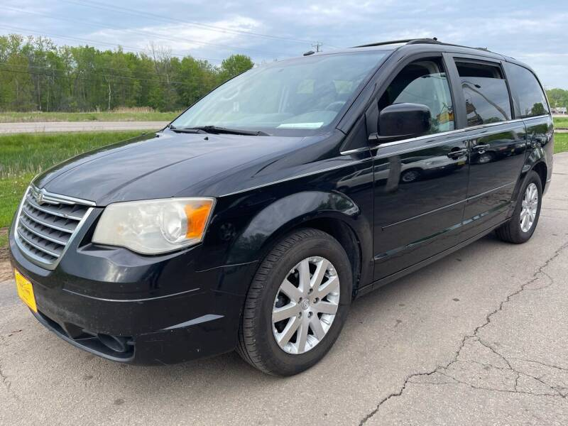 2008 Chrysler Town and Country for sale at Sunshine Auto Sales in Menasha WI