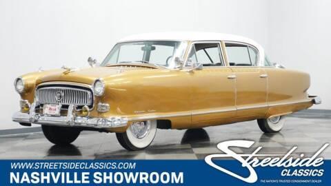 1954 Nash Ambassador