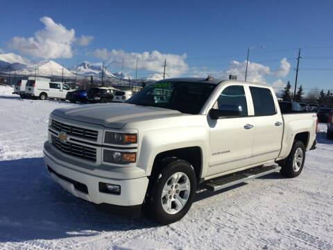 2015 Chevrolet Silverado 1500 for sale at Delta Car Connection LLC in Anchorage AK