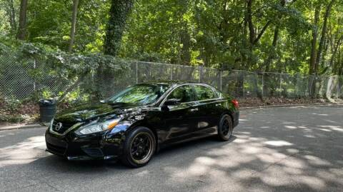 2016 Nissan Altima for sale at Sports & Imports Auto Inc. in Brooklyn NY