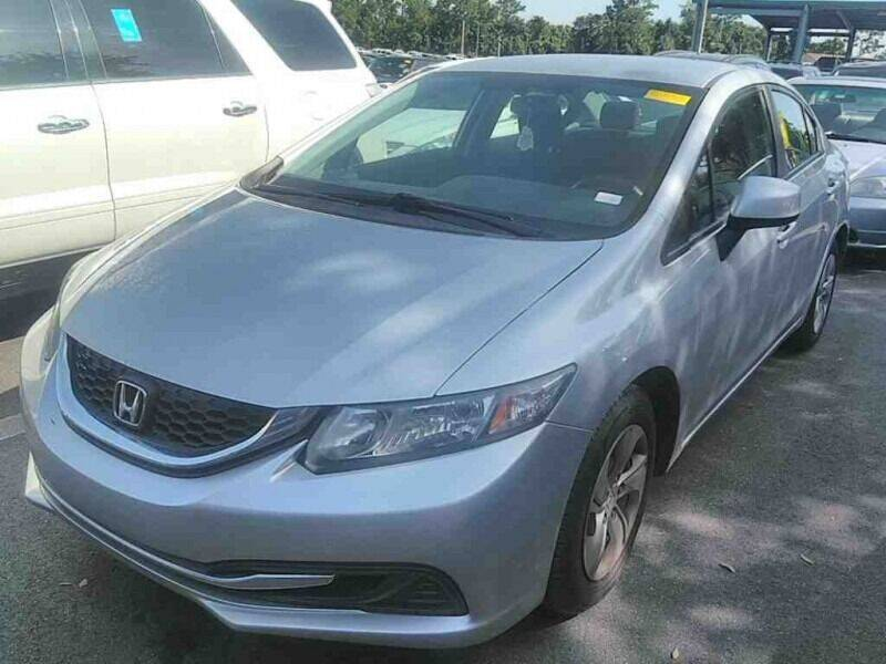 2013 Honda Civic for sale at Sensible Choice Auto Sales, Inc. in Longwood FL